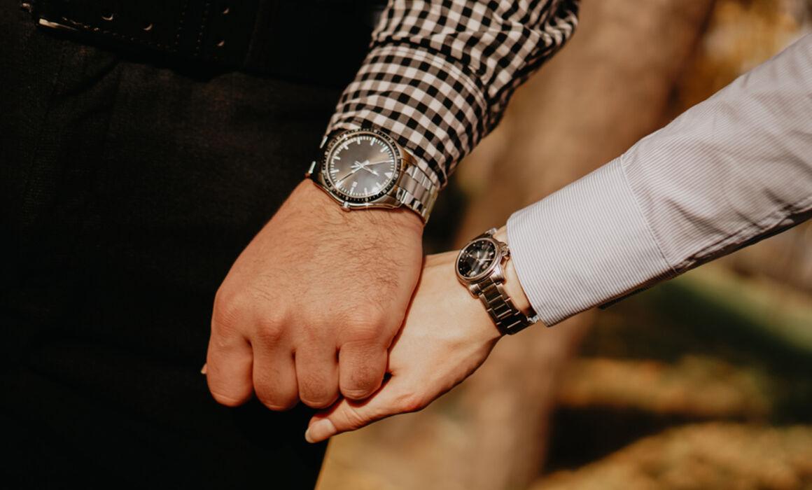 人生の節目に腕時計を グランドセイコー